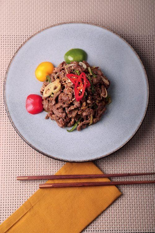Bulgogi - Barbecue Coréen