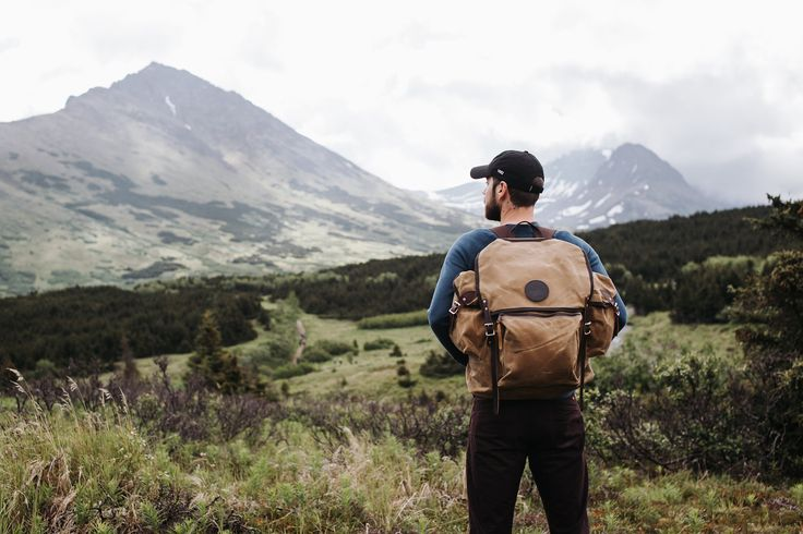 The perfect adventure and travel pack that will go the distance with you. The Duluth Pack Rambler Pack has all the functionality you need with all the aesthetic you want.