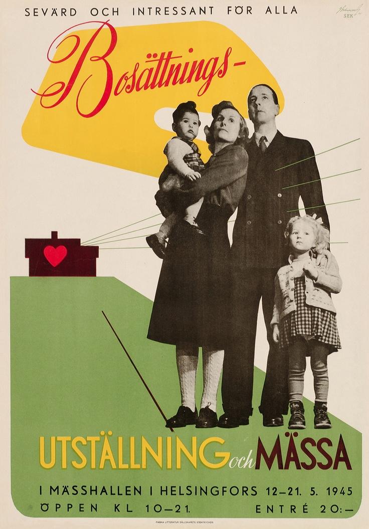 Bosättningsmässan 1945