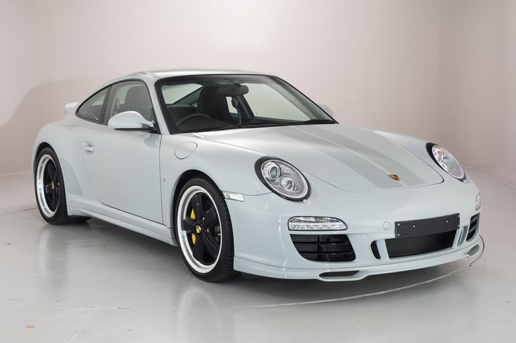 2010 Porsche 911 / 997 Sport Classic  - UK CAR