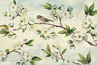 Cherry Bloom Landscape 36x24 Pamela Gladding