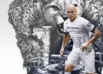 Pumas de la UNAM 2014/15 Third Jersey