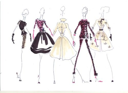 illustrating fashion concept to creation pdf