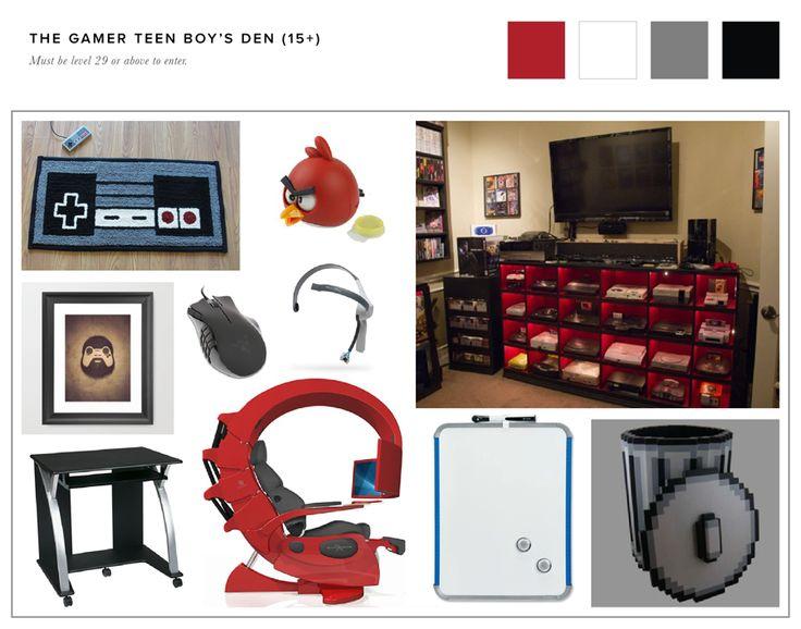 Teen Boyu0027s Rooms (Ages 15+)   Home Design Handbook