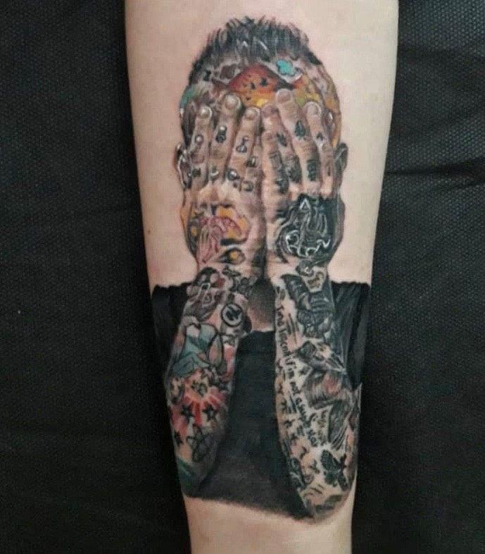 King Arm Tattoos Bat Tattoo Tattoos