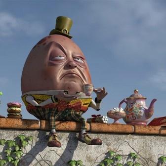 3D Art: Humpty Dumpty's Unbirthday