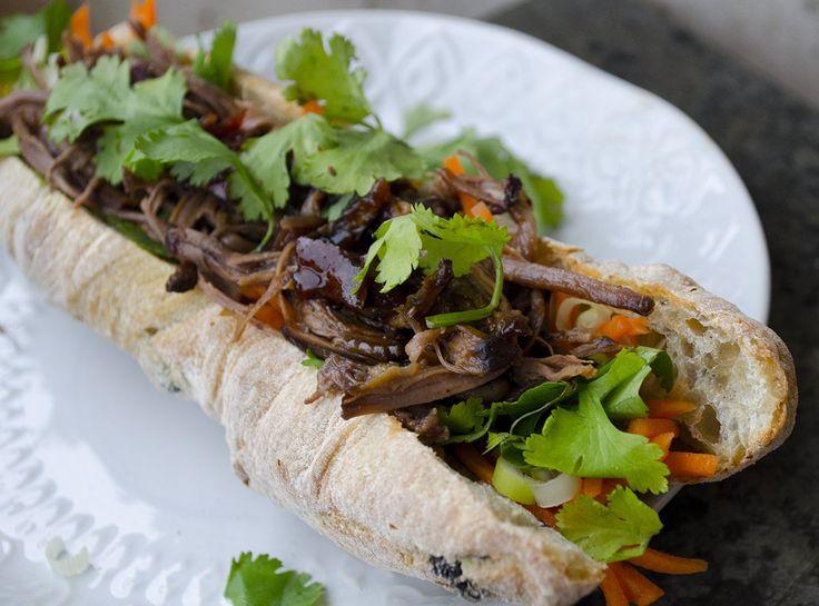Vietnámi marhaszegy szendvics   Fűszer és Lélek