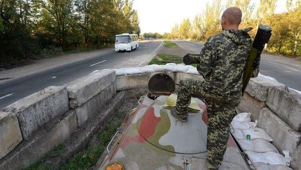 ΤΟ ΚΟΥΤΣΑΒΑΚΙ: Οι δυνάμες ασφαλείας ενισχύουν τις δυνάμεις  τους ...    Donetsk. 7 Σεπτεμβρίου RIA NOVOSTI. Ουκρανικές ένοπλες δυνάμεις επανήλθαν με ενισχύσεις στην Gorlovka, ανέφερε το προσωπικό της πολιτοφυλακής στο RIA Novosti.  H Gorlovka είναι ένα μεγάλο βιομηχανικό κέντρο 47 χιλιόμετρα βορειοανατολικά του Donetsk.