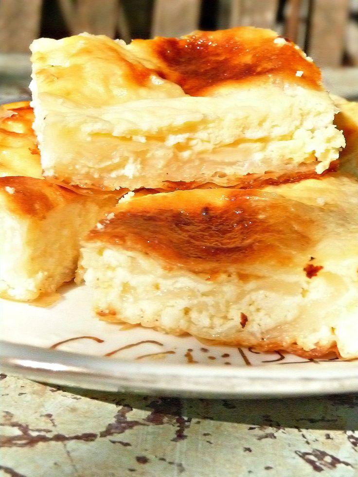 Recipe – Super easy Homemade Cheese Pie