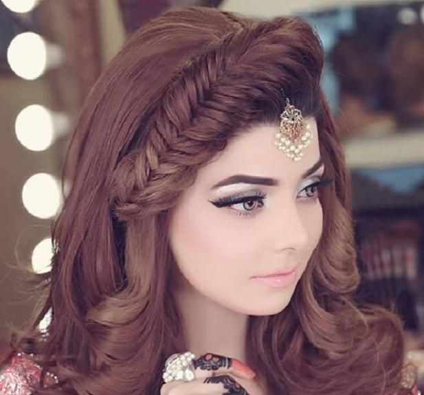 Eid Hairstyles 2017 For Girls 10 Hair Styles Hair Styles 2017 Long Hair Styles