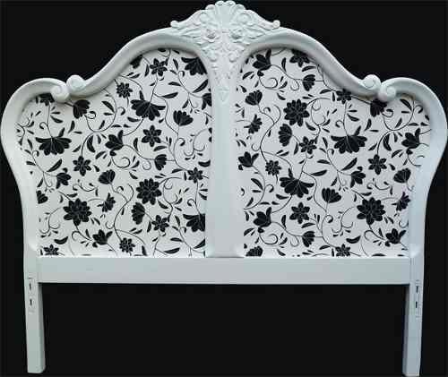 44 best respaldos cama images on pinterest bedroom for Cama para dos