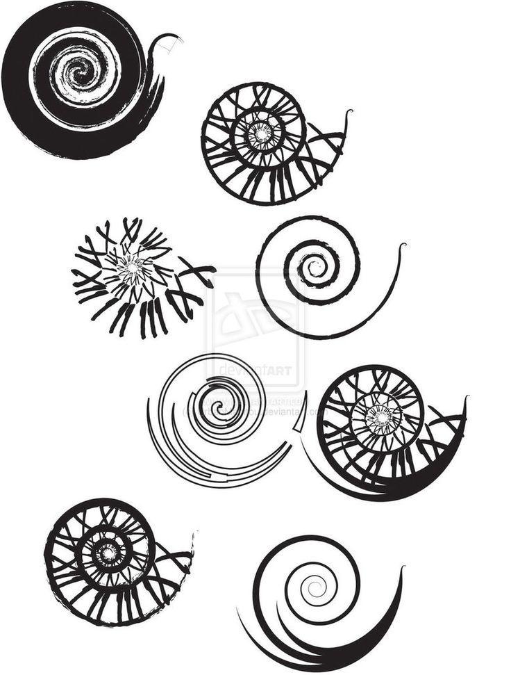 about Golden Spiral Tattoo on Pinterest | Honey bee tattoo Bee tattoo ...