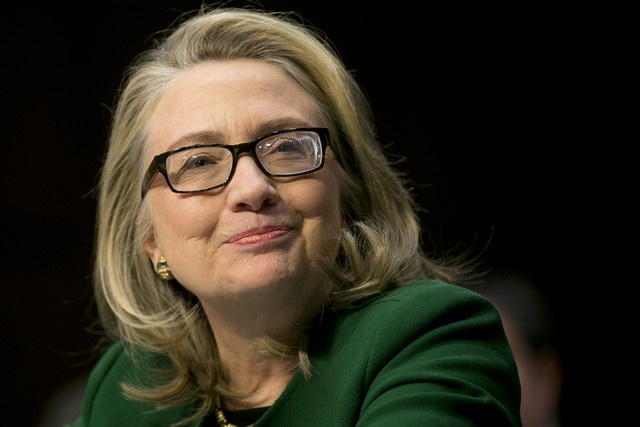 The Quinnipiac University survey showed 65 percent of Democratic voters backing Clinton as their party's nominee, with Biden second at 13 percent. Other frequently mentioned prospects had support in the low single digits in the April 25-29 poll: 4 percent for New York Governor Andrew Cuomo and 1 percent or less for Maryland Governor Martin O'Malley, Massachusetts Governor Deval Patrick and Virginia Senator Mark Warner.