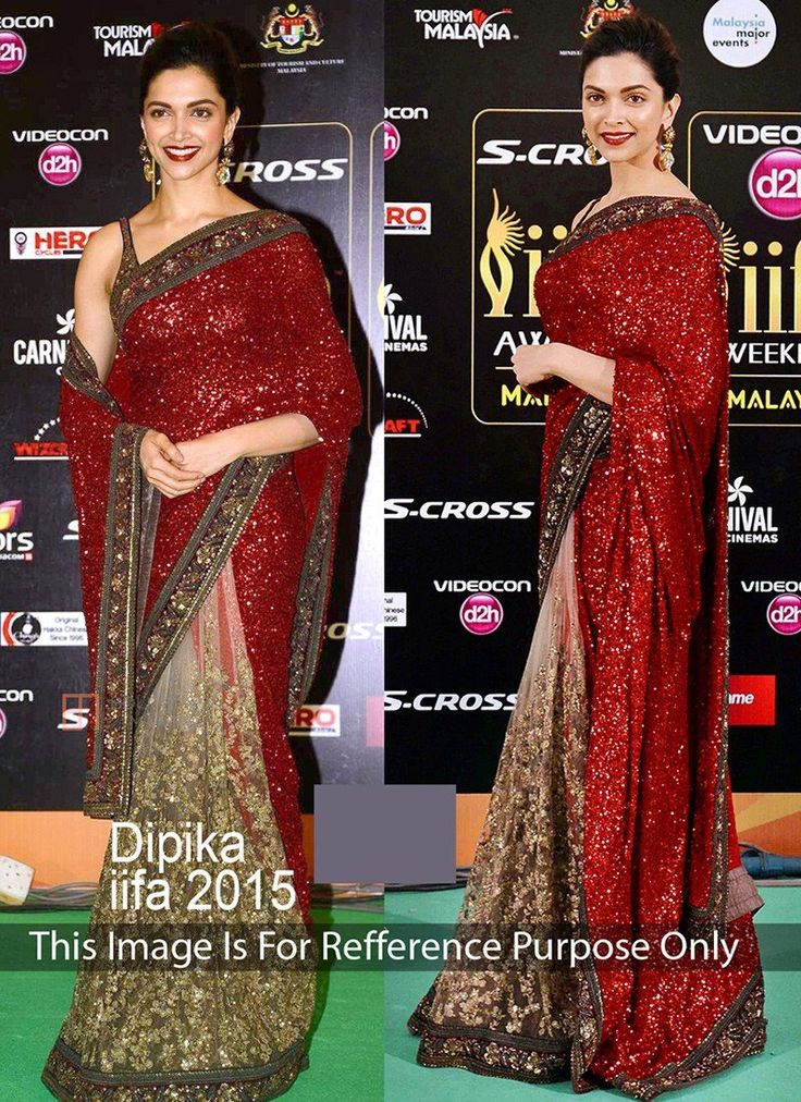 Gold Maroon Georgette Net Designer Sarees  #party wear #bollywood saree