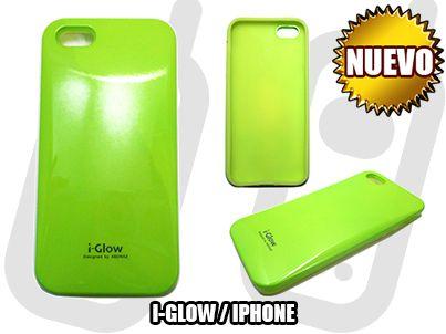 *NUEVO* - I-GLOW PARA IPHONE 5G - SOLO EN MGWIRELESS!!!  https://www.facebook.com/mgwirelesstj