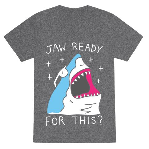 """Jaw Ready For This? - Get ready to make shark week every week with this funny, """"Jaw Ready For This?"""" 90s jam parody design! Perfect for song parodies, shark puns, shark lovers, partying, animal humor, and expressing your sharkness!"""