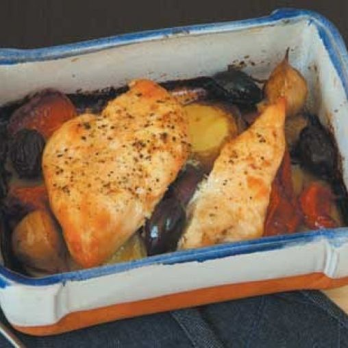 Mini roast chicken | Healthy Food Guide