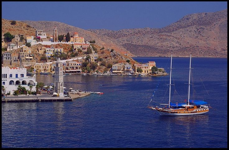 Symi - Blue dream through the eyes of Budapestman