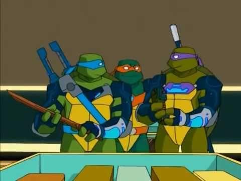 Teenage Mutant Ninja Turtles Cartoons 2016 - Teenage Mutant Ninja Part 1