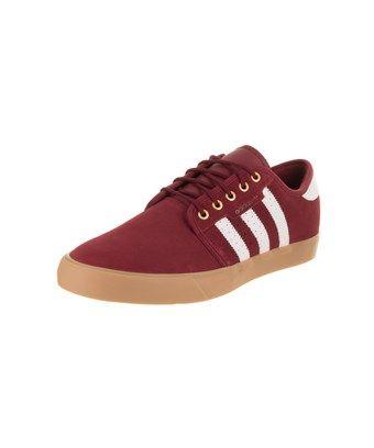 online store 1a11b f17fe ADIDAS ORIGINALS ADIDAS MEN'S SEELEY SKATE SHOE. #adidasoriginals #shoes #