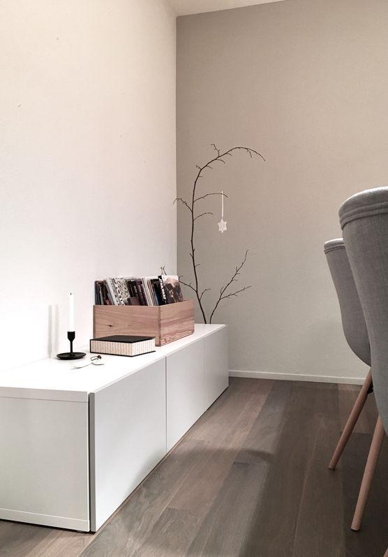 Die Schonsten Ideen Mit Dem Ikea Besta System Ideen Wohnzimmer Ikea