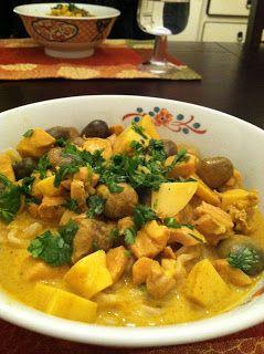 Shokubi 食美: Chiang Mai Noodles (Khao Soi)