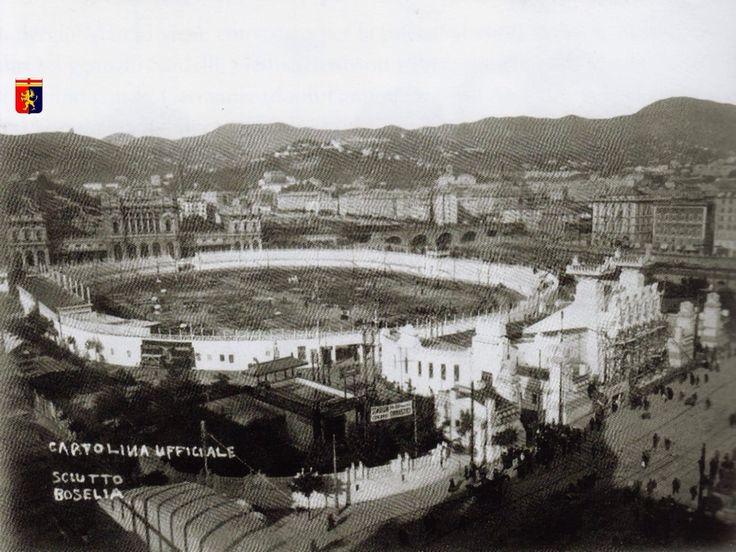 Stadium a Brignole (1914)