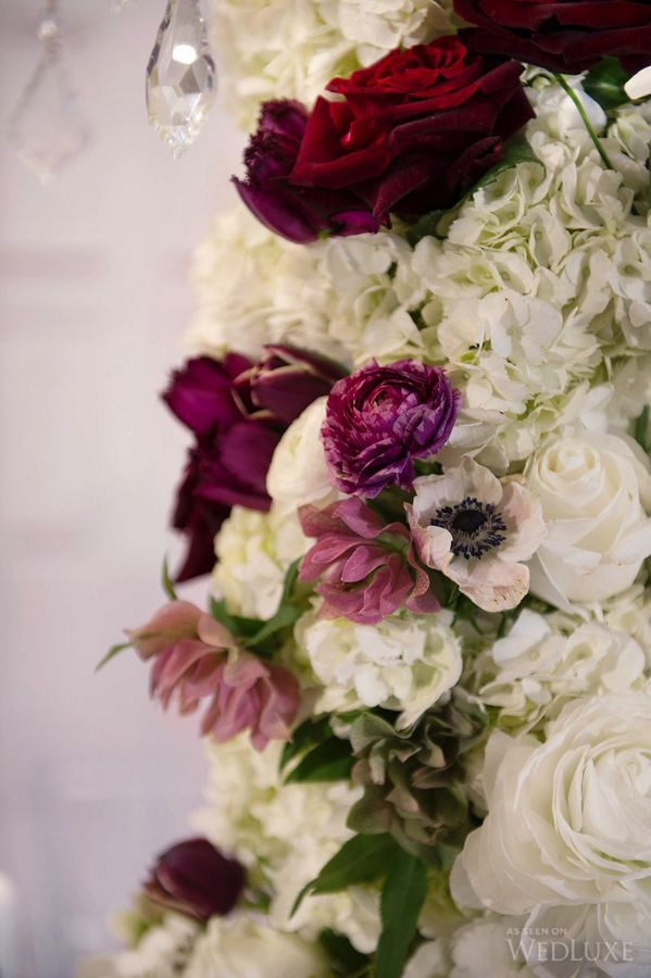 WedLuxe – Anna Karenina | Photography by: Hong Photography Studio Follow @WedLuxe for more wedding inspiration!
