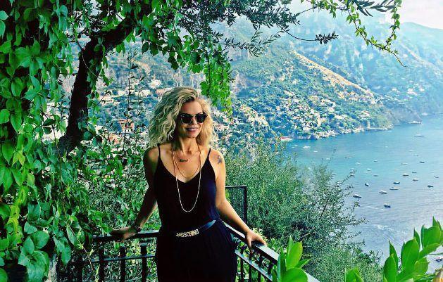 På motorcykel runt Amalfi
