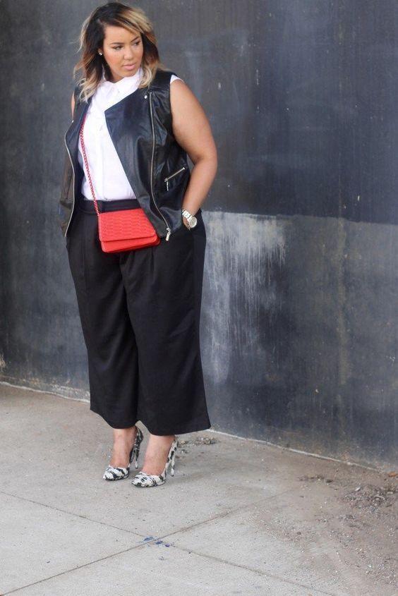 TOP 5 PEÇAS PARA QUADRIL LARGO   Blog da Juliana Parisi   Plus size fashion, Plus size looks, Plus size outfits
