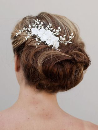 Pearl Hair Accessories by Hair Comes the Bride - Hair Comes the Bride Bridal Hair Accessories & Headpieces, Wedding Jewelry, Hair & Makeup
