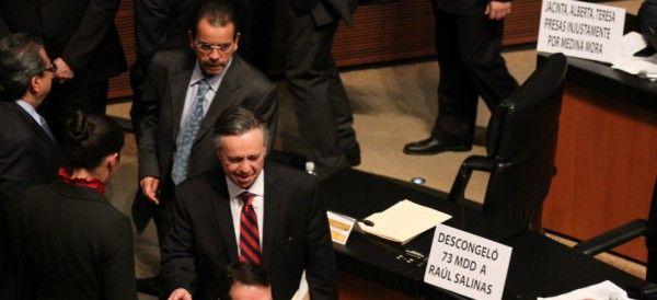 En la elección de nuevo ministro, en forma secreta, se emitieron 16 votos nulos; 4 votos a favor de Felipe Fuentes; 15 votos a favor de Horacio Hernández; y 83 votos a favor de Eduardo Medina, quien ocupará el cargo por 15 años.
