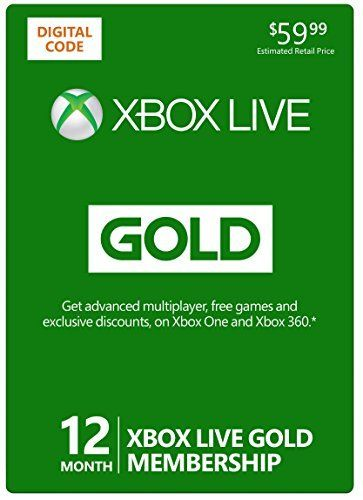 Xbox Live 12 Month Gold Membership [Online Game Code] by Microsoft, http://www.amazon.com/dp/B002VBWIP6/ref=cm_sw_r_pi_dp_v6rwub14E8H3T
