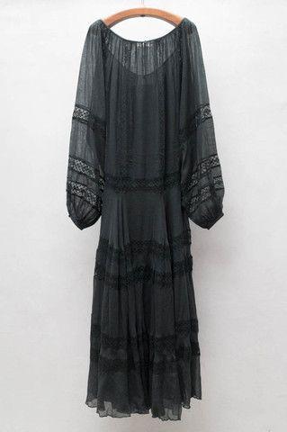 Black Iman Dress by Mes Demoiselles | shopheist.com
