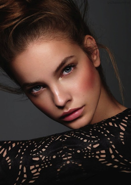 The blushing bride - Polished Skin, Rosy Cheeks, Soft Neutral Smokey Eyes - the 'no makeup' makeup look