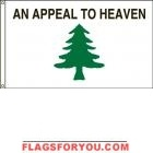 High Wind, US Made Washington Cruisers Flag 3x5