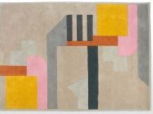 Astoria Rug 170 x 240cm, Yellow & Pink Mix