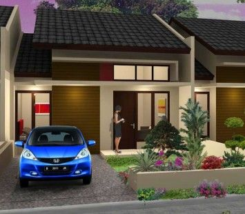 Gambar Rumah Minimalis Type 21 18