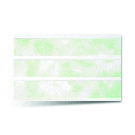 Вагонка ПВХ трехсекционная 242 зелёный