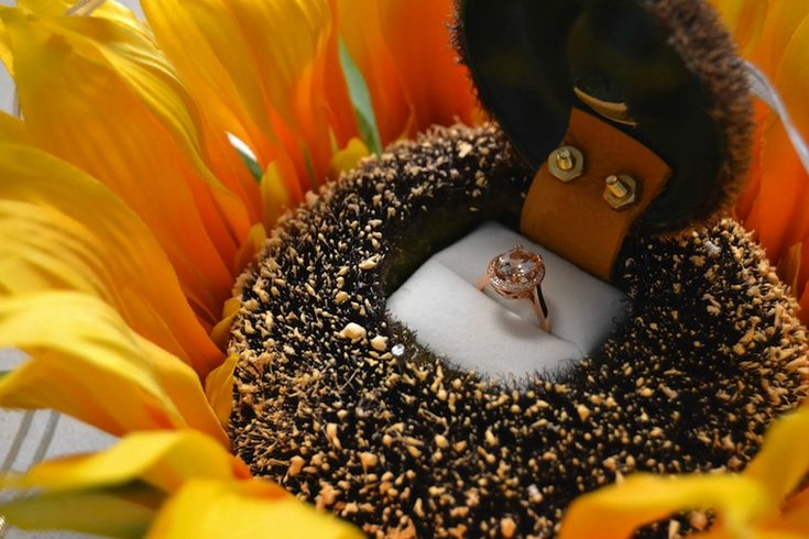 I absolutely LOVE this... Sunflowers one of my favorite flowers!!