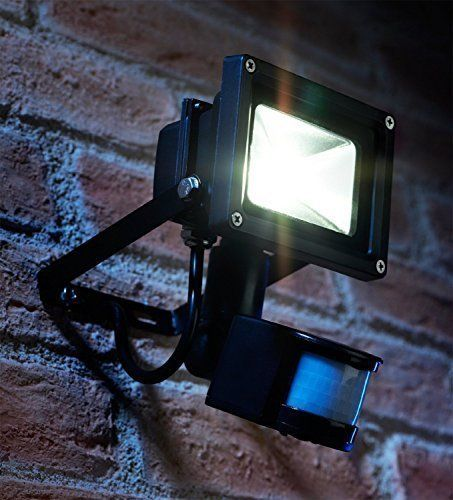 9 best great outdoor lighting for businesses images on pinterest auraglow 10w led low energy motion activated pir sensor security floodlight outdoor wall light 150w aloadofball Choice Image