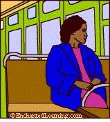 Rosa Parks for Bean