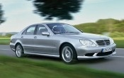2003 Mercedes-Benz S-Class S55 AMG 4dr Sedan