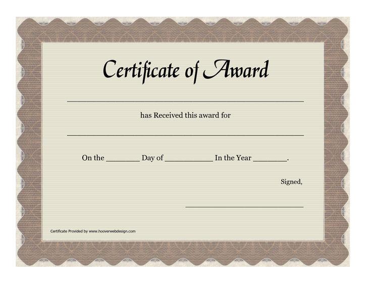 Free printable asshole certificates