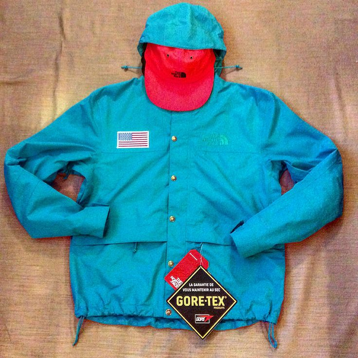The North Face 30th Anniversary Mountain Jacket Vintage ...