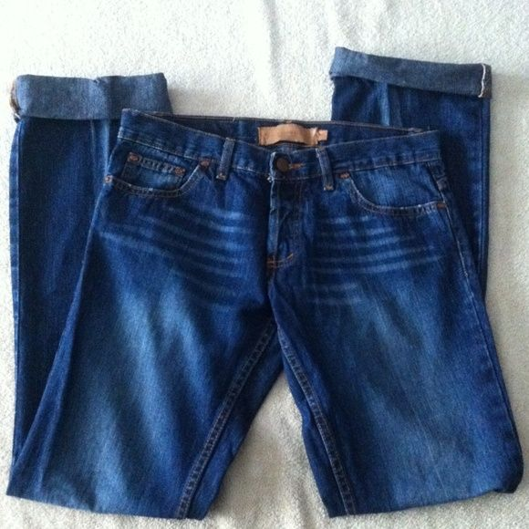 Tucci - Jean Denim Excellent condition. Make an offer and no trade. Waist is 30 inches & Inseam is 34 1/2 inches. Stucci Pants