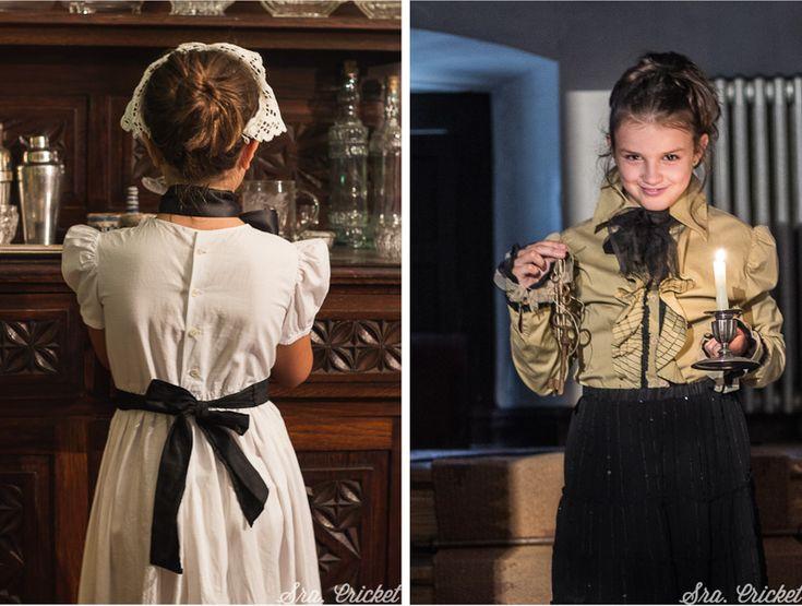 """Fiesta de Halloween """"Cena de Halloween en la casa encantada"""""""