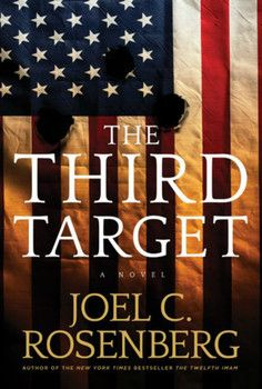 """...an intriguing and some might even say a prophetical read that could be torn from today's headlines."" http://www.examiner.com/list/the-third-target-begins-j-rosenberg-s-new-prophetical-suspense-fiction-series"