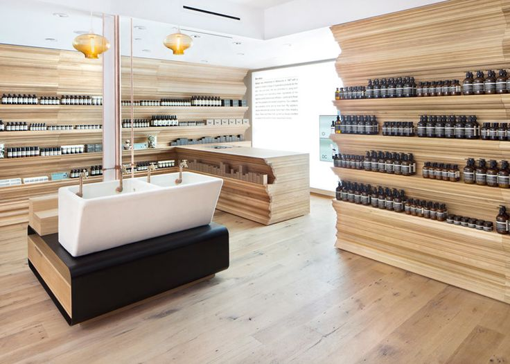 Aesop Newbury Street By William OBrien Jr Shop Interior DesignInterior
