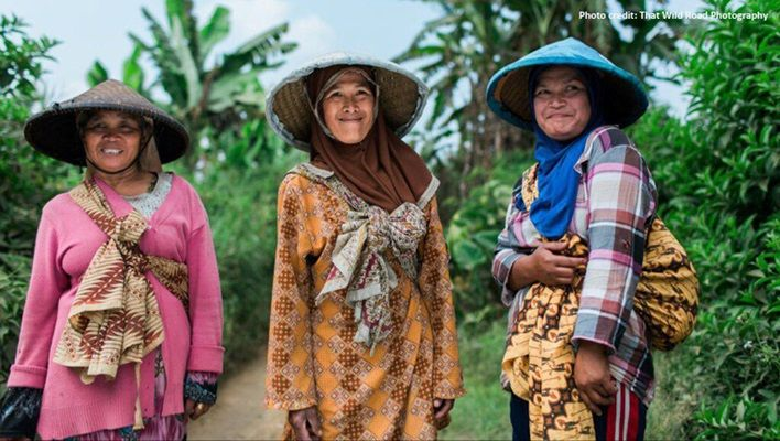 Empower Women - Women taking control over the coffee supply chain.